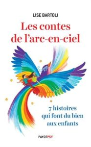 Couverture d'ouvrage : Les contes de l'arc-en-ciel