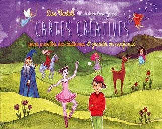 Couverture d'ouvrage: Coffret cartes créatives