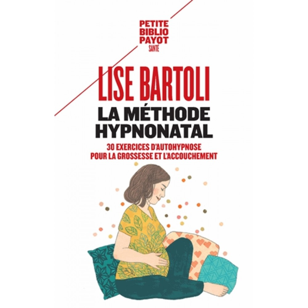 Couverture d'ouvrage : La méthode HypnoNatal